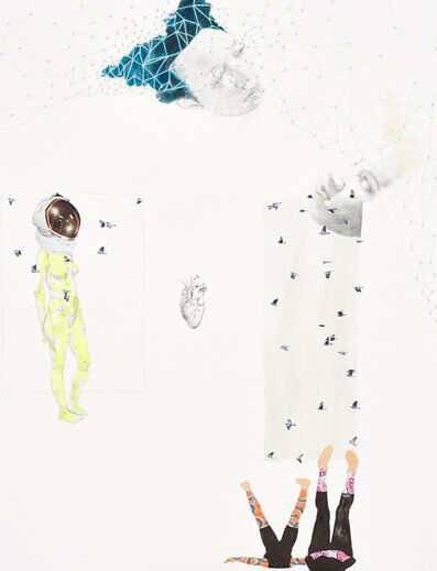 Ruby Onyinyechi Amanze, 'Their heart', 2015