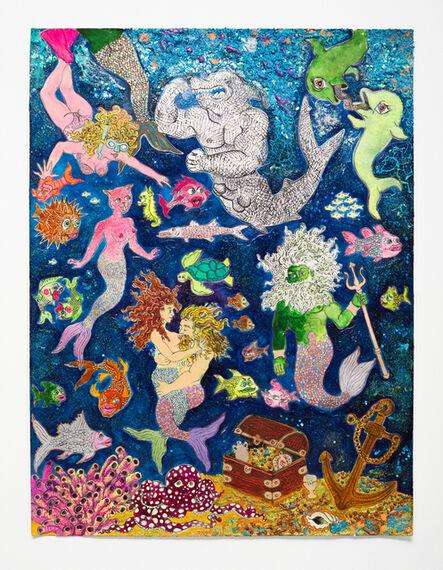 Irena Jurek, 'Neptune's Net', 2016