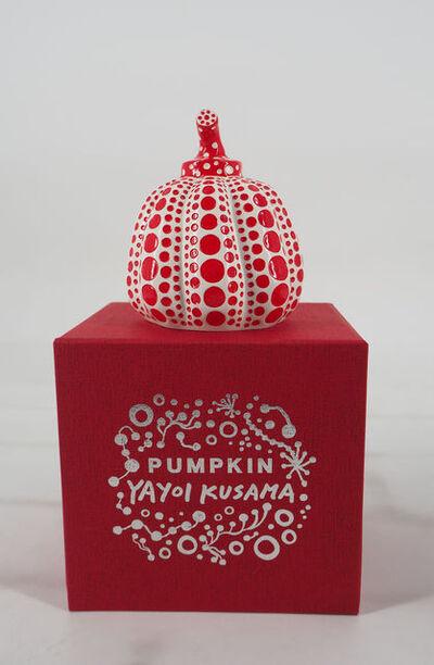 Yayoi Kusama, 'Dots Obsession (Pumpkin yellow - Small)', 2004