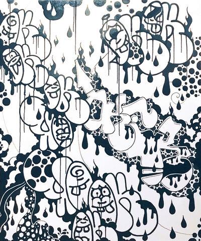 OKER, 'Original Canvas', 2020