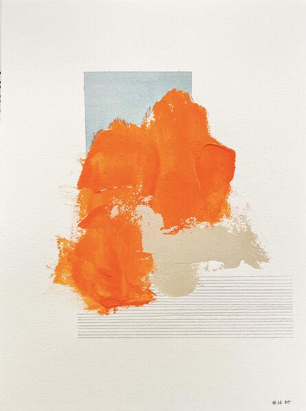 Malu Tan, 'Color Collage Study No. 14', 2020