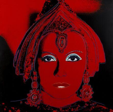 Andy Warhol, 'The Star (Feldman & Schellmann II.258)', 1981