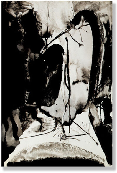 Paul Jenkins, 'Travel Under', 1953