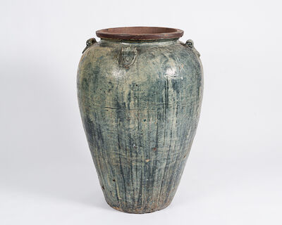 Atelier Saigon, 'Ceramic Urn'
