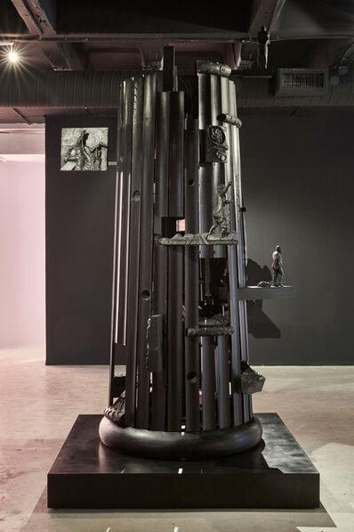Clive van den Berg, 'A pile of stones', 2016