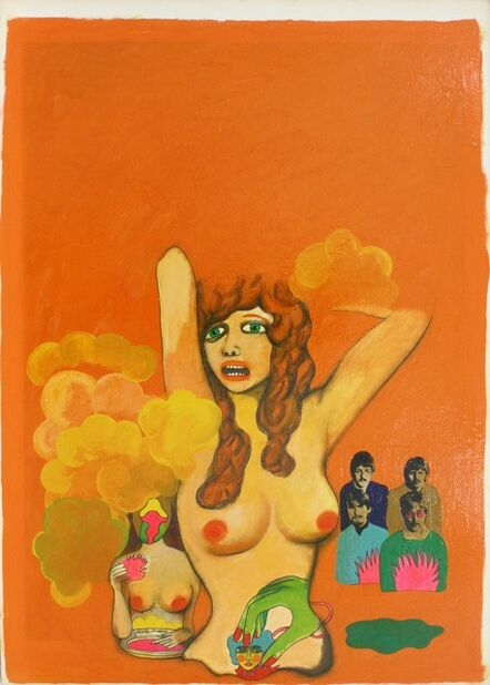 Keiichi Tanaami, 'Doll A', 1968