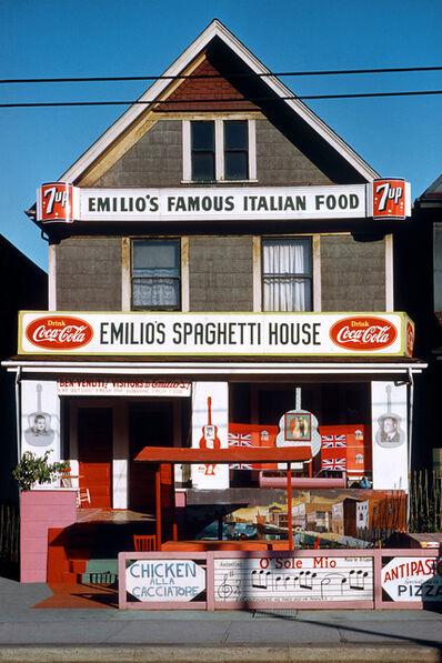 Fred Herzog, 'Emilio's', 1959