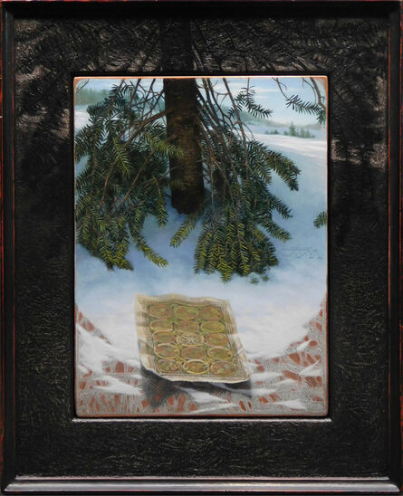Jon Allan Marshall, 'Spring Roots-Hemlock'