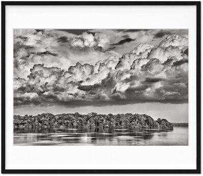 Sebastião Salgado, 'Sebastião Salgado. Amazônia. Limited & Signed Black and White Photographic Print (301-400) 'The Paraná connecting the Rio Negro with the Cuyuní River'', 2019 (Book 2021)