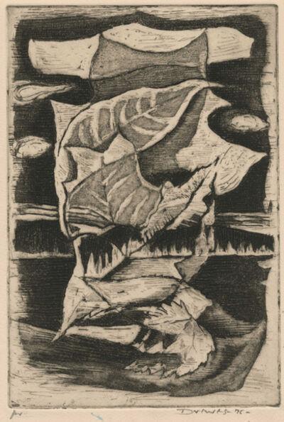 Werner Drewes, 'Autumn Leaves', 1975-78