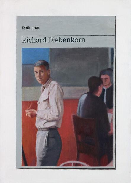 Hugh Mendes, 'Obituary: Richard Diebenkorn', 2017