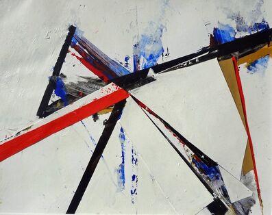 Budd Hopkins, 'Untitled', 2000