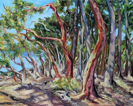 Terrill Welch, 'Arbutus Grove West', 2020