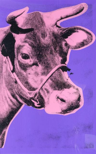 Andy Warhol, 'Cow', 1977