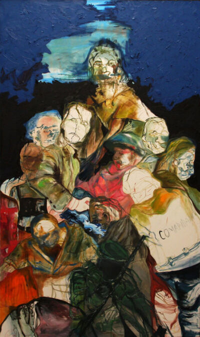 Chemu Ng'ok, 'The Climb', 2015