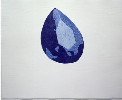 John Torreano, 'Oxygems: Sapphire', 1989
