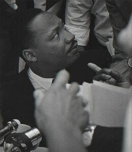Declan Haun, 'Martin Luther King, Jr., Birmingham', 1963