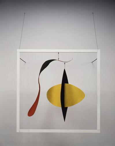 Alexander Calder, 'Snake and the Cross', 1936