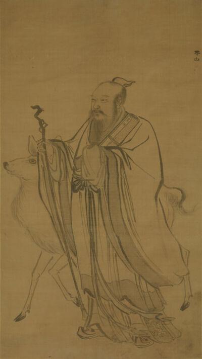 Lu Zhang, 'Immortal with Deer', Undated