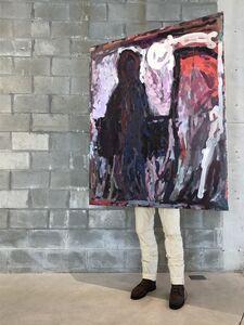 John Riepenhoff, 'Handler', 2015