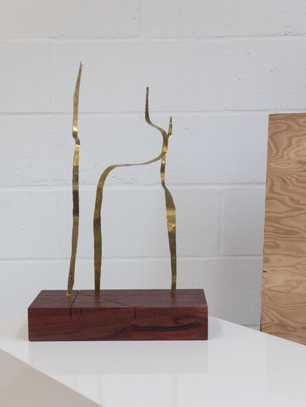 """Jacques Jarrige, 'SCULPTURE in brass by Jacques Jarrige """"Angel #10""""', 2017"""