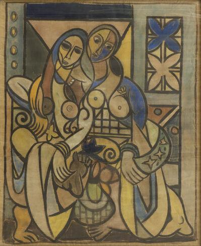 Wifredo Lam, 'Sans titre', ca. 1937