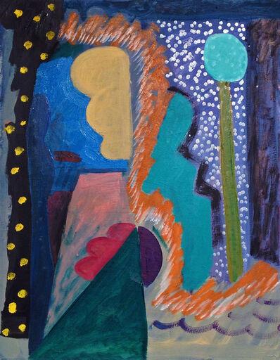 Shara Hughes, 'Transit', 2014