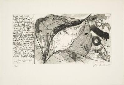 Joan Snyder, 'Imagine', 1975