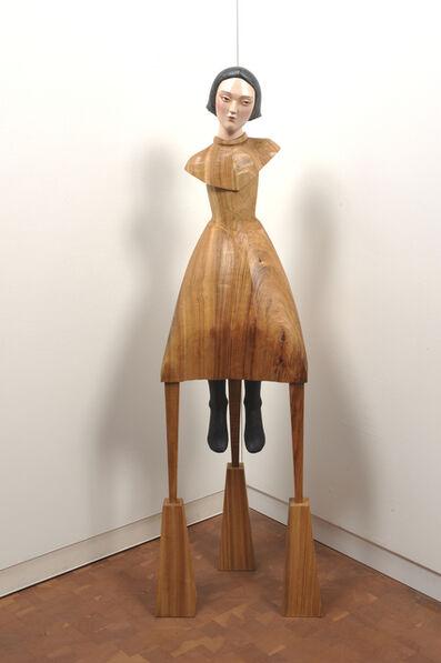 Tanada Koji, '3 Legged Torso - 1', 2013