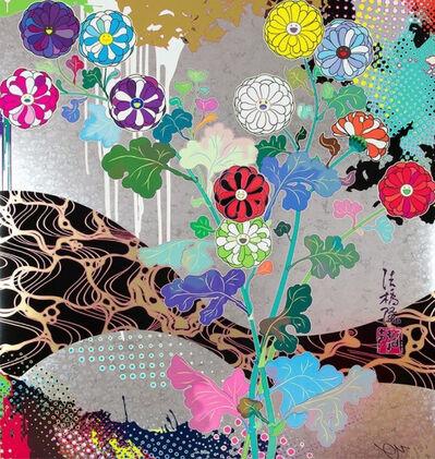 Takashi Murakami, 'Korin: Pure White', 2015