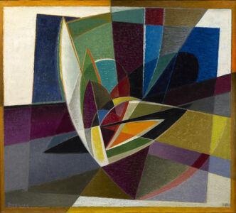 Werner Drewes, 'Destroyed Tranquility', 1972