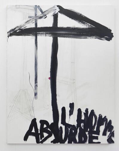 Ante Timmermans, 'L'homme absurd', 2015