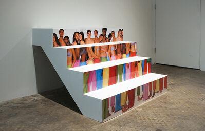 Yasi Ghanbari, 'Multicultural Stairs', 2014