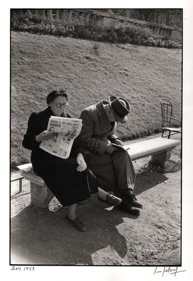 Marc Riboud, 'Luxemburg Gardens in Paris.', 1953
