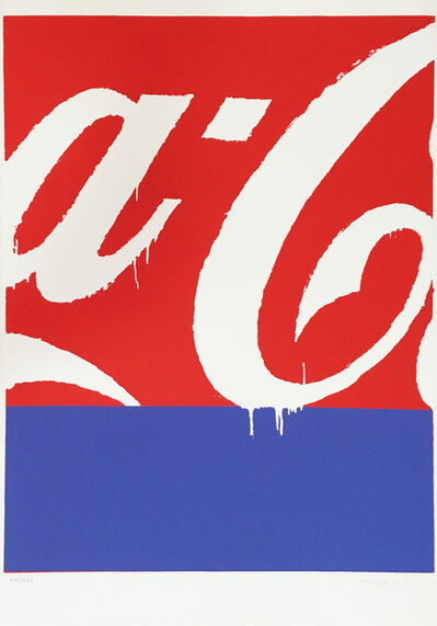 Mario Schifano, 'Coca Cola', 1988