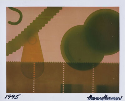 Thomas Barrow, 'untitled', 1995