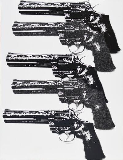 Russell Young, 'Selu 13 TCB Guns', 2010