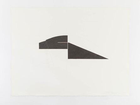 Ted Stamm, 'DGR-35-4 (Dodger)', 1976