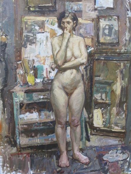 Ben Fenske, 'Model, Astone Studio', 2015