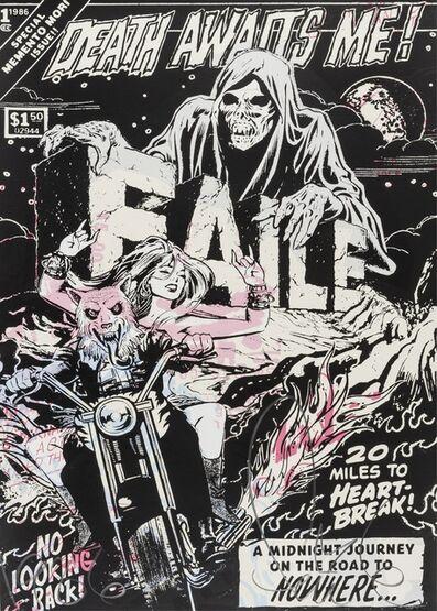 FAILE, 'Memento Mori', 2006