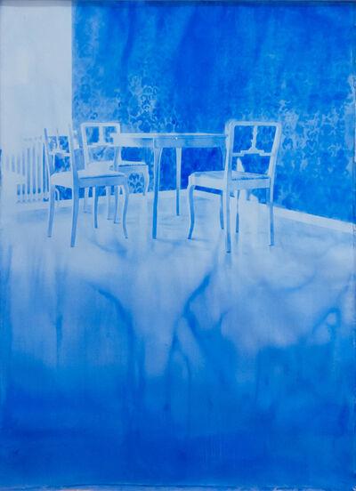 Kristina Bength, 'Cobalt; Ferromagnetic, Hexagonal, Close-Packed #2', 2017