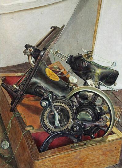 Michael Taylor (b. 1952), 'Fallen Machine', 2014
