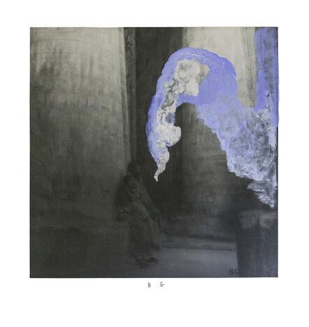 Bernard Guillot (b. 1950), 'Denderah', 2014