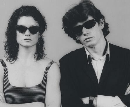 Robert Mapplethorpe, 'Lisa Lyon and Robert Mapplethorpe', 1982