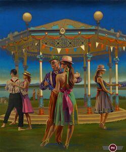 "Peregrine Heathcote, '""Riverdance""', 2019"