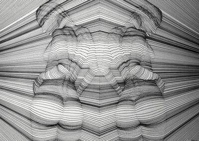 Nester Formentera, 'Reflection II', 2018
