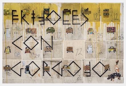 Moris, 'Frijoles con gorgojo', 2016