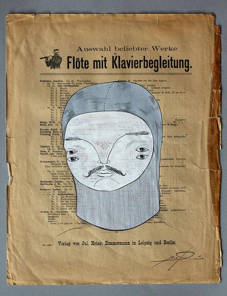 Axel Rios, 'The Flute', 2014