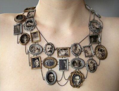 Ashley Gilreath, 'I Am Who They Were (neckpiece)', 2011