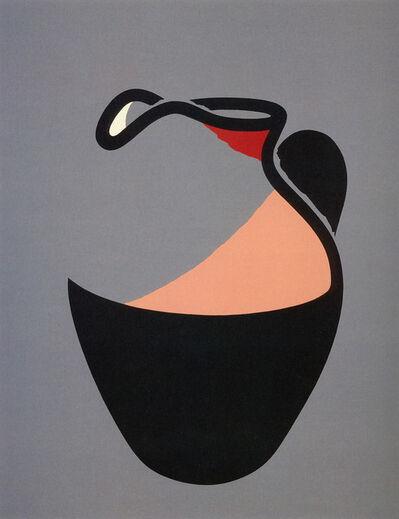 Patrick Caulfield, 'Pink Jug', 1981-82